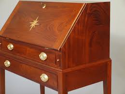 top furniture makers. Federal Slant Top Desk Handmade By Doucette And Wolfe Furniture Makers |