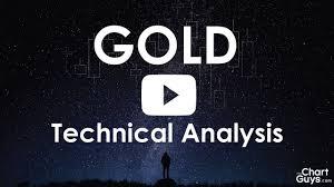 Gold Technical Analysis Chart 05 23 2018 By Chartguys Com