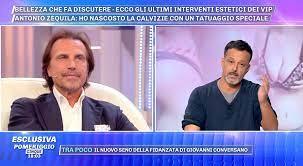 Antonio Zequila e Kikò Nalli lite show a Pomeriggio 5: volano stracci e  capelli