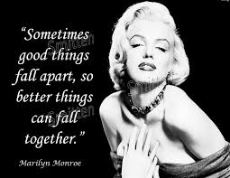 Marilyn Monroe Most Famous Quote Famous People Sayings Short