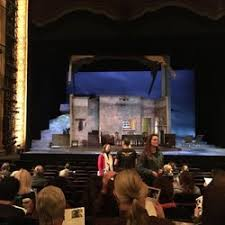 Act Theatre Seating Chart American Conservatory Theater The Geary Theater 2019 All