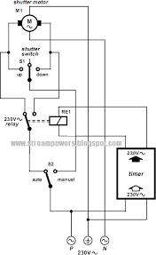 rolling shutter motor control circuit diagrams dayton electric motor wiring diagram dayton
