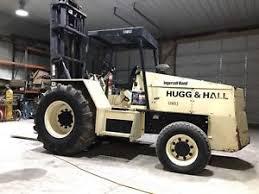 Ingersol Rand Forklift Ingersoll Rand Rt 708j Rough Terrain Forklift 8000 Pound Lift