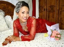 m bridal makeup indian