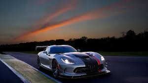 The Dodge Viper's assembly plant will die with the car on August 31