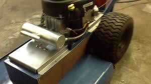 homemade 22 hp brushcutter