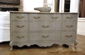 Adorable Real Wood Dresser Sets Antique Drawers Light Low ...
