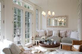 White Shabby Chic Living Room Furniture Laurel Wolf Explains Shabby Chic Vs Romantic