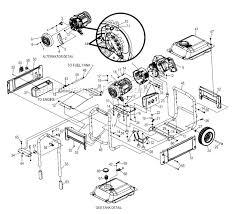 generac 005778 0 parts list and diagram xg4000 click to close