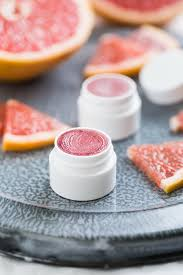 homemade pink gfruit lip balm get inspired everyday