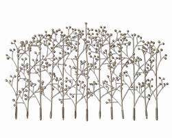 Black Iron Wall Decor Uttermost Iron Trees Metal Wall Art 05018