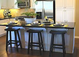 Setting Up A Kitchen Island With Seating Kitchen Island Chairs