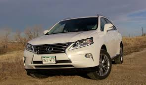 Review: Can the 2013 Lexus RX 350 Remain the Best Seller Forever ...