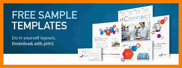 Brochure Template For Word 2007 9 Free Leaflet Templates For Word Shrewd Investment