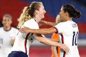 USWNT wins Olympic thriller over ...