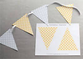 Baby Banners Template Pennant Banner Pennant Banner Template Pottery Barn Kids