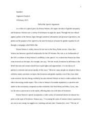 argument analysis essays practice general test 3 analytical writing sample essays and