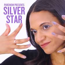 silver eye makeup will make you feel like a superstar