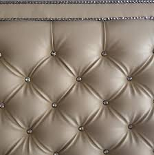 tufted headboard with rhinestone buttons. Delighful Rhinestone Cool Diamond Tufted Headboard With Crystal Buttons 46 On Interior Decor  Home With And Rhinestone Cannbecom