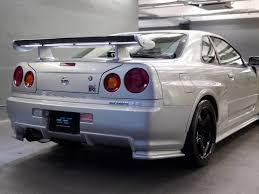 Nissan Skyline: R34 GT-R Nismo Z-Tune Sale HK $510,000