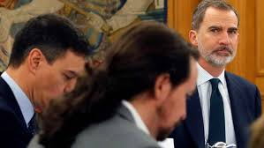 Podemos impulsa una ley que obligue a Felipe VI a ir al Parlamento y  permita inhabilitarle