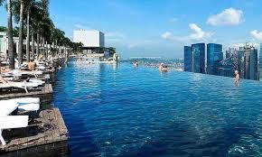 infinity pool singapore hotel. Marina Bay Sands Infinity Pool Singapore Hotel O
