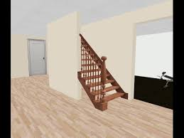 Open basement stairs Small Space Finishing My Basement Opening Up Staircase Youtube Finishing My Basement Opening Up Staircase Youtube