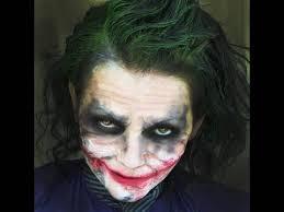 joker makeup tutorial kandee johnson