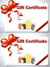 Shopping Spree Gift Certificate Template Shopping Spree Certificate Template Printable Gift Free