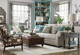bassett living room furniture. hgtv home custom upholstery large sofa by bassett furniture traditional- living-room living room o