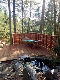 ... Treehouse Deck Q Sterry Inspired Architecture Llc Chocolate Attach To:  Large Size ...