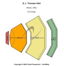 Ej Thomas Hall Seating Chart 69039 Lineblog