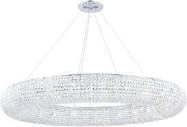 chandeliers elegant lighting chandelier gant chrome halogen loading zoom halo