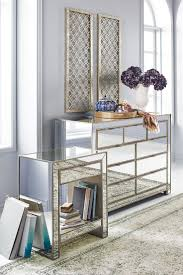The dazzling Alexa Furniture Collection from Pier 1 quite literally mirrors  your flair for elegance.