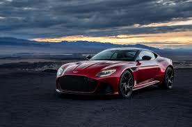 Aston Martin Dbs Superleggera Aston Martin Aston Martin