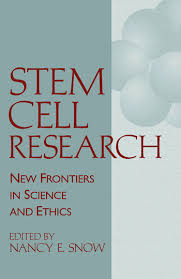 stem cell research books university of notre dame press edited by nancy e snow stem cell research