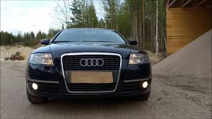 Audi A6 2.4 V6 2005 (In Depth Tour, Start Up, Engine, Test Drive ...