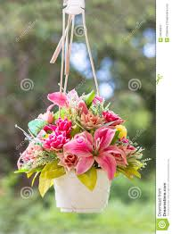 Royalty-Free Stock Photo. Download Hanging Flower Vase ...