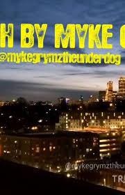 """Myke Grymz - """"😡Not no joke, they👂🏿listened when I 🗣spoke,..."""