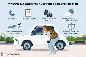 Lacie glover is an insurance editor and writer and a nerdwallet authority on insurance. What Happens If Your Car Is Broken Into
