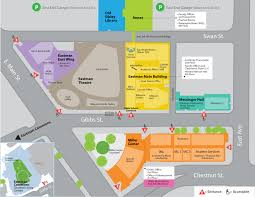 directions parking and maps  eastman school of music