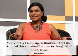 Mindy Kaling Speaks The Truth! 5 Of Her Best Quotes On Being ... via Relatably.com
