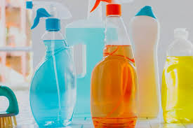 how to remove bleach stains