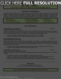 Cover Letter Regional Manager Resume Examples Regional Manager