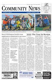 Drayton Community News January 2, 2020 by WHA Publications Ltd. - issuu