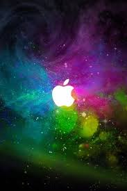 colorful apple logos. colorful apple wallpaper. logos