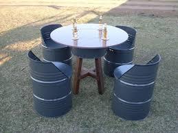drum furniture. Oil Drum Furniture Mehr