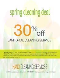 janitorial services minneapolis st paul mn hano cleaning services hano cleaning services spring cleaning promo sign up now