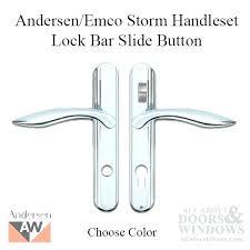 andersen storm door screen storm doors discontinued storm door with lock bar slide on choose color