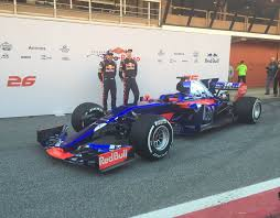 f1 new car releaseToro Rosso F1 2017 launch First pictures of gorgeous new STR12